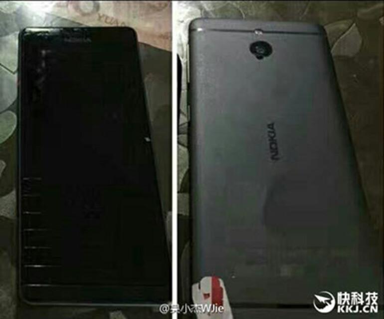 İşte Nokianın sır gibi sakladığı yeni telefonu