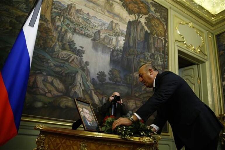 Büyükelçi suikastı sonrası Moskovada kritik toplantı