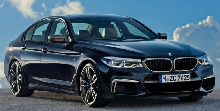 BMWden elektrikli canavar: 530e iPerformance