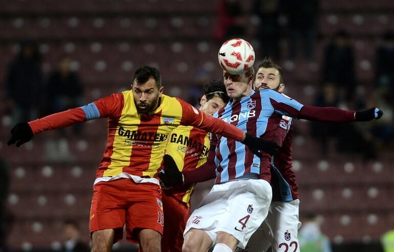 Trabzonspor 5-0 Kızılcabölükspor
