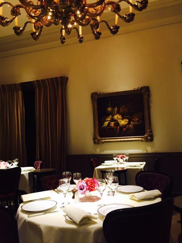 Bana göre dünyanın en iyi lokantası L'Ambroisie