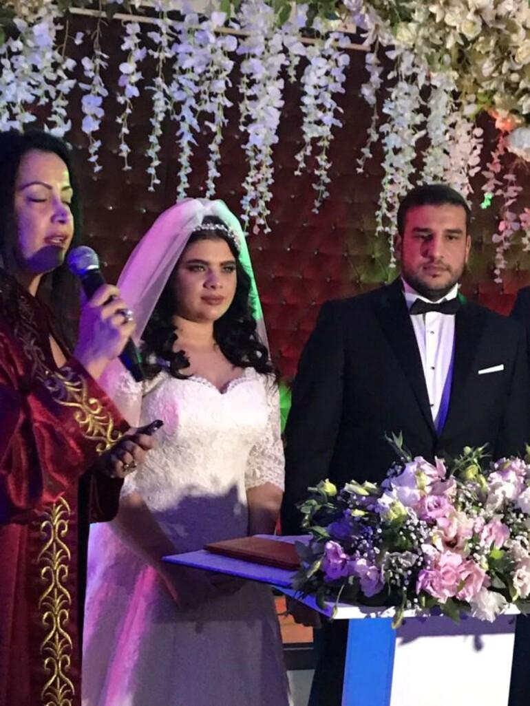 Sihirli Annemin Tuğçesi Damla Ersubaşı evlendi