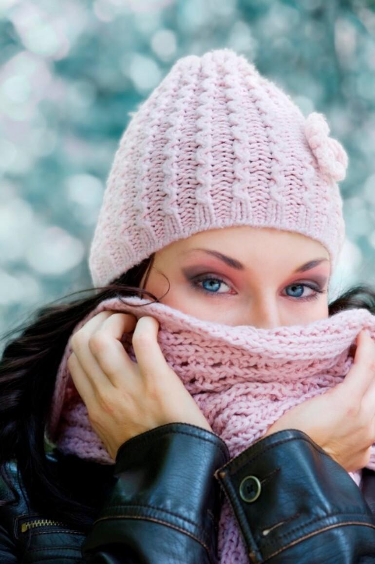Kışın pastel renkleri kombinlemekten korkmayın