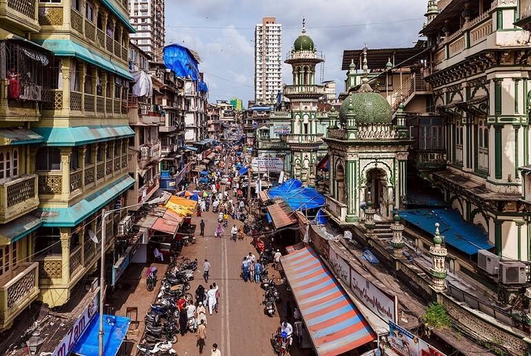 36 saatte Mumbai (Hindistan)