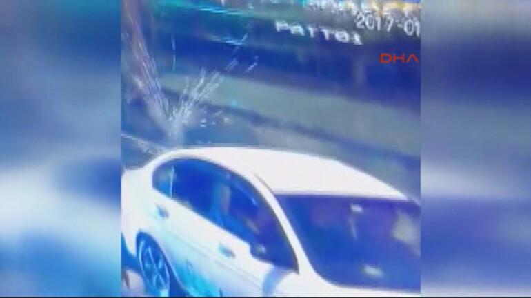 SON DAKİKA: İstanbuldaki saldırıdan ilk görüntü