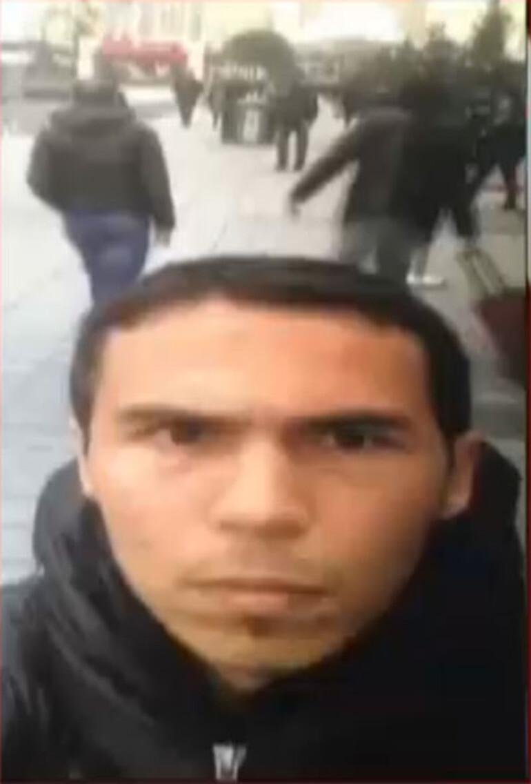 Son dakika: Reinaya saldıran teröristin video görüntüsü ortaya çıktı