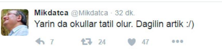İstanbulda yarın okullar tatil | Okullar hangi illerde tatil edildi