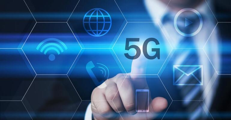 İlk 5G testinde 24,7 Gbps rekor hız