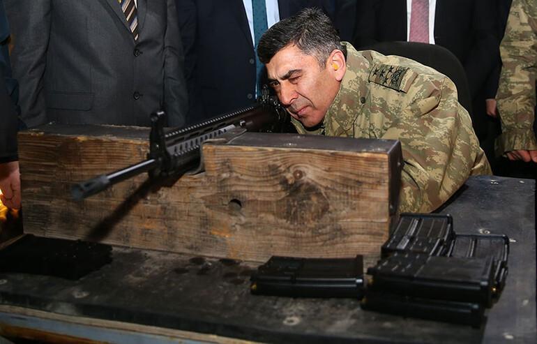 Milli Piyade Tüfeği (MPT-76) envantere girdi