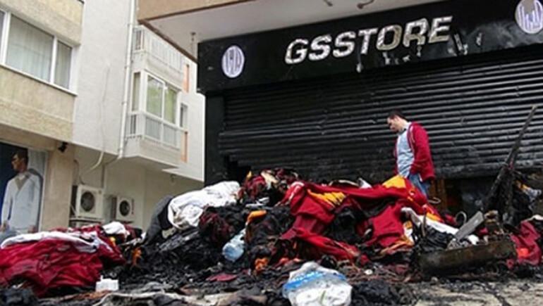 O mağaza kapandı Açılışı olay olmuş ve yakılmıştı