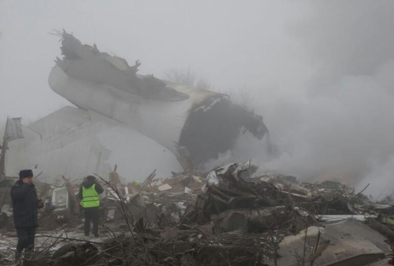 SON DAKİKA | Türk kargo uçağı düştü.. 32 kişi hayatını kaybetti