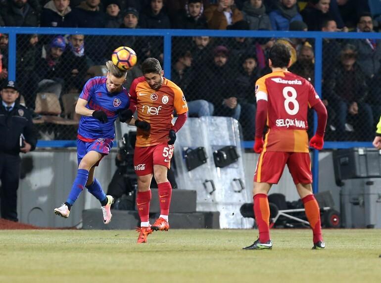 Kardemir Karabükspor 2-1 Galatasaray / MAÇIN ÖZETİ
