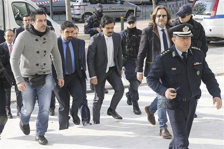 Yunanistandaki FETÖcü askerlerle ilgili flaş gelişme