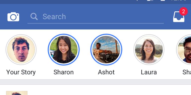 Instagramın bomba özelliği Facebooka geliyor