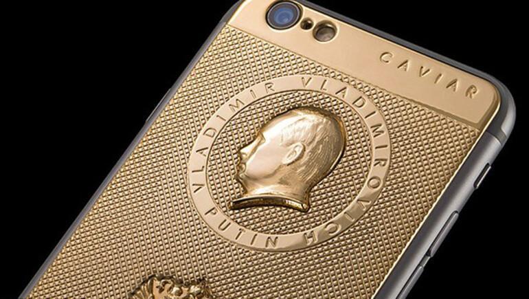 Hazine değerinde telefonlar