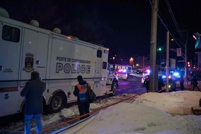 Son dakika: Kanadada camiye silahlı saldırı: Ölü sayısı artıyor