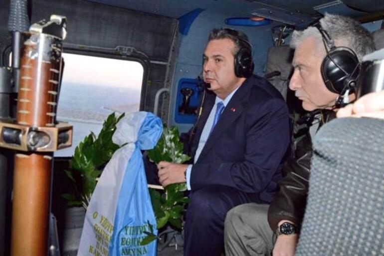 Son dakika: Yunan Savunma Bakanından Türkiyeyi kızdıracak açıklama