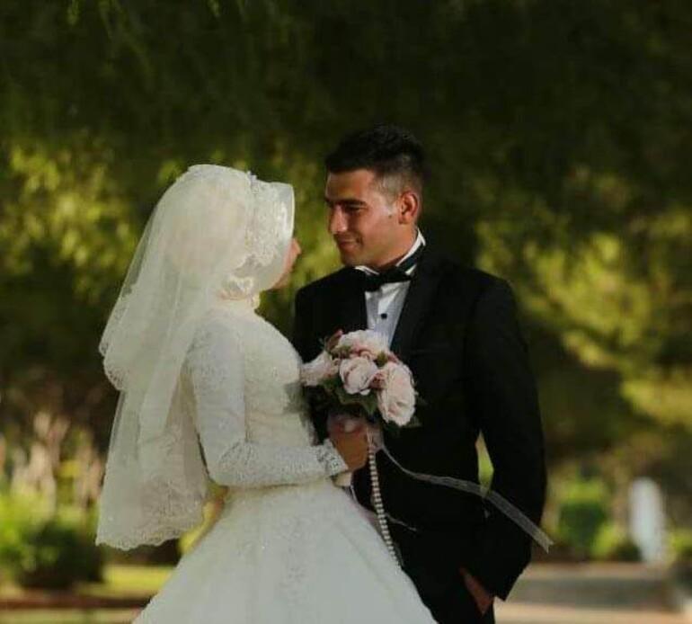 3 ay önce evlenmişti