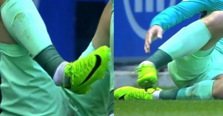 Barcelonada büyük şok Ayağı kırıldı