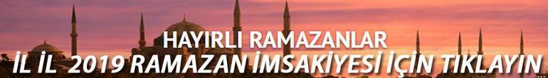 İzmir'de sahur saat kaçta? İşte il il sahur saatleri
