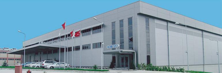 Ambalaj devi Korozo, Actera Groupa satıldı