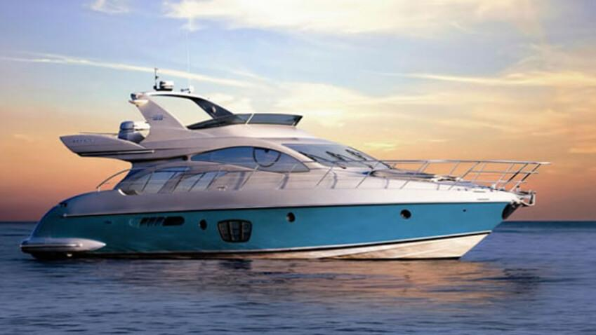 Sosyeteye 50 milyon dolarlık 'tekne' şoku
