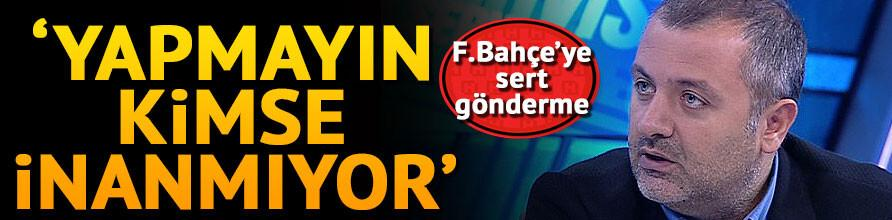 Mehmet Demirkol'dan F.Bahçe'ye...
