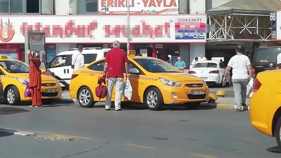 Polis harekete geçti! Otogar'da polis operasyonu