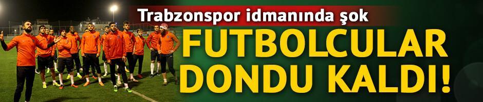 Trabzonspor'a destek ve isyan!