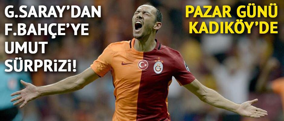 Galatasaray'dan Fenerbahçe'ye Umut Bulut sürprizi!