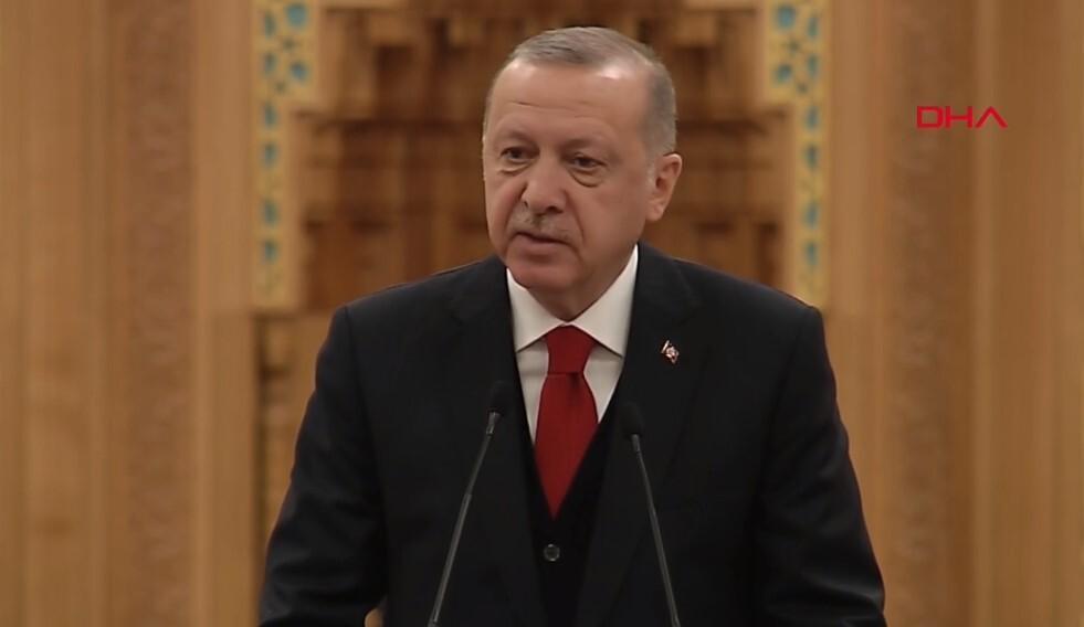 Açılışını Cumhurbaşkanı Erdoğan yaptı... Avrupa'da bir ilk oldu