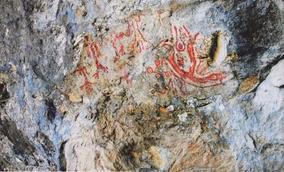 Balıkesir'de 8000 yıllık mağara resimleri bulundu!