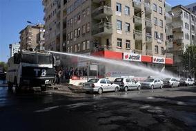 Diyarbakır'da Kışanak gerilimi