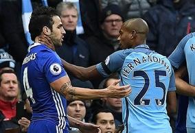 Manchester City-Chelsea maçında olay!