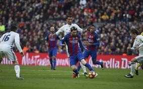 Barcelona-Real Madrid maçının en güzel fotoğrafları