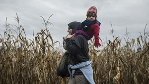 Avrupa'ya ulaşan sığınmacı sayısı.