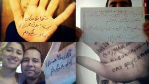İranlı kocalardan 'karıma eşitlik' kampanyası