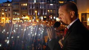 Cumhurbaşkanı Erdoğan Brüksel'de konuştu