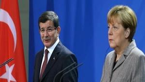 İşte Merkel, Davutoğlu görüşmesinin detayları