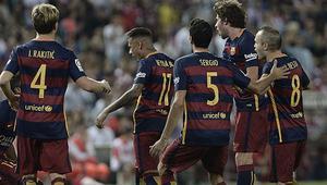 La Liga'da Barcelona liderlik koltuğunda