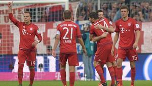 Bayern Münih, Dormtund'u ezdi geçti