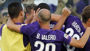 Serie A'da Fiorentina fırtınası