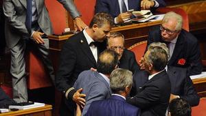 Parlamentoda 'oral seks' tartışması