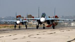 Rusya, Hama ve İdlib'de hava saldırıları düzenledi