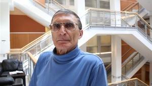 Nobel Kimya Ödülü'nü kazanan Aziz Sancar'dan ilk açıklama