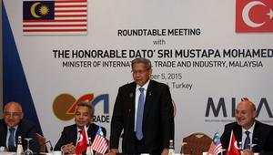 Malezya Ticaret Bakanı Mohamed: Hedef 5 milyar dolar