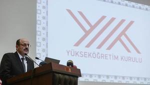 YÖK Başkanı Saraç'tan ataşelere yükseköğretim sunumu