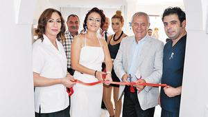 Çilem Kaya Koç Kliniği açıldı