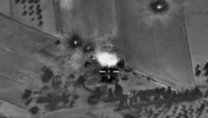 Rusya'nın Suriye operasyonundan yeni görüntüler