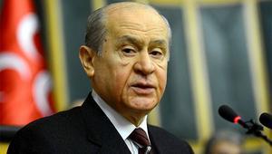Devlet Bahçeli, İzmir mitingini iptal etmedi